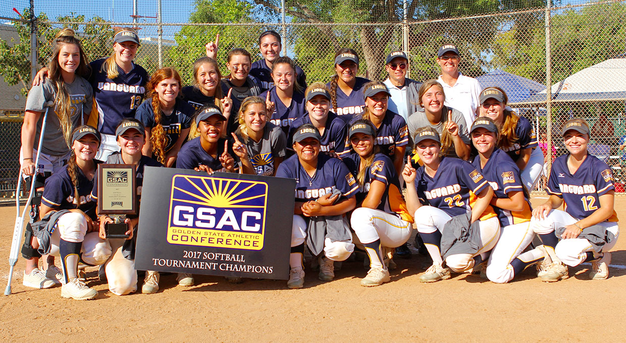 Photo for Lions Win Three Straight to Take Tournament Championship on Home Field