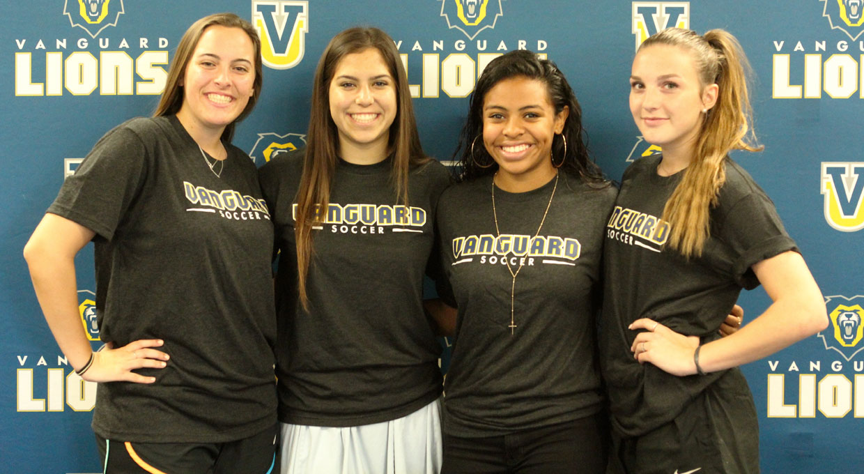 Photo for Vanguard Reloads with Four Recruits Added to Talented Core