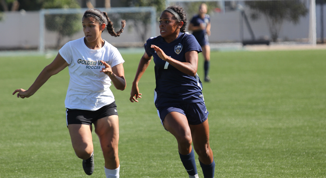 Photo for Suarez Named GSAC Offensive Player of the Week