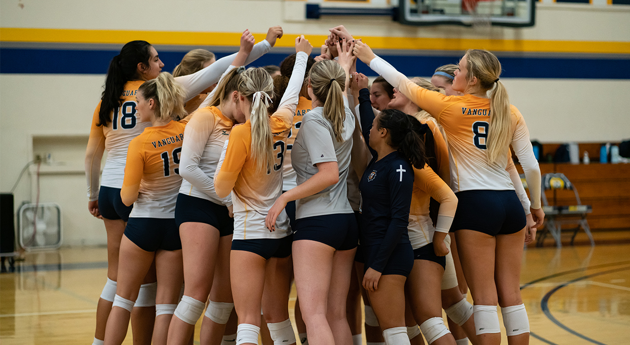 2019 Women S Volleyball Season Review Vanguard University